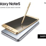 Samsung Galaxy Note 5 available on Flipkart at Rs.53900