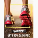 Sparx Shoes on Paytm – upto 50% Cashback Promocode