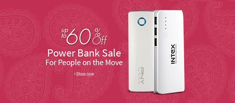 Amazon Power Banks Offer