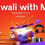 Diwali with Mi – Get Deals at Re. 1 on November 3, 4 and 5