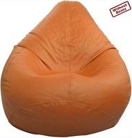 Flipkart Styleco Large Bean Bag Cover Without Filling Orange