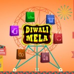 HomeShop18 Diwali Mela Sale – Get Rs.1001 Cash Back