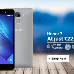 Huawei Honor 7 Launched on Flipkart at Rs 22999