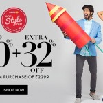 Jabong Super Style Fest – Upto 80% OFF + Extra 20% OFF