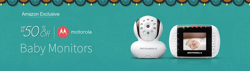 Motorola Baby Monitors on Amazon