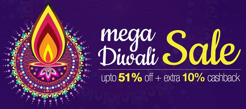 Pepperfry Mega Diwali Sale Nov