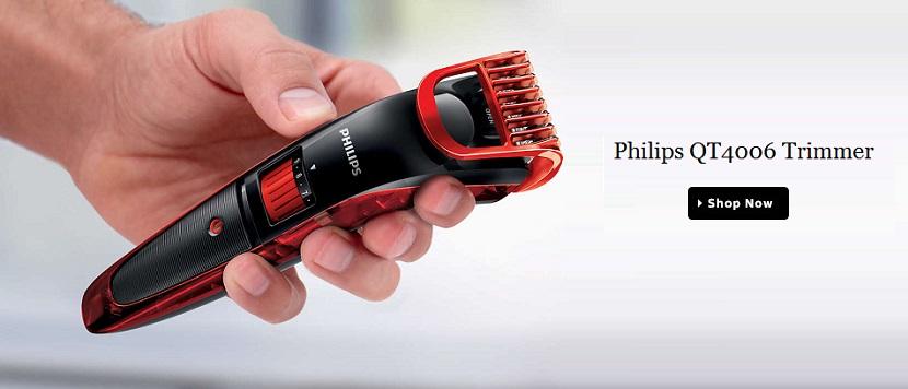 Philips QT4006 Trimmer Cheapest