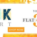 PrintVenue Kick Start Sale – Flat 30% OFF Voucher Code