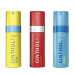 Cinthol Rush and Dive with Play Deo Spray on Amazon at Rs.350