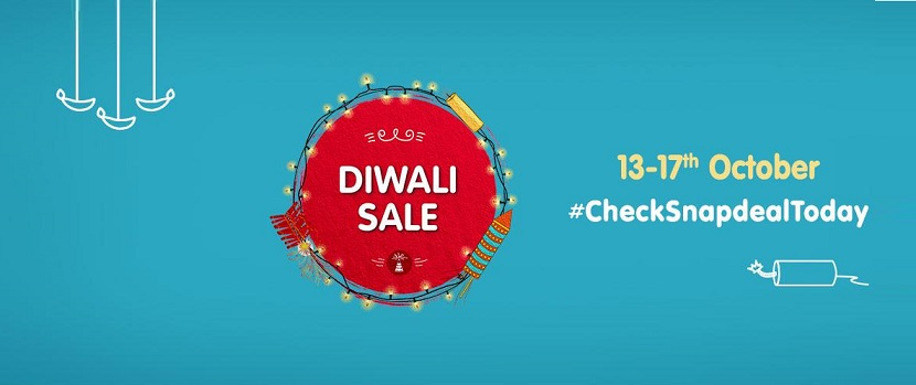 Snapdeal Diwali Sale - Pre Diwali Offers Live Now