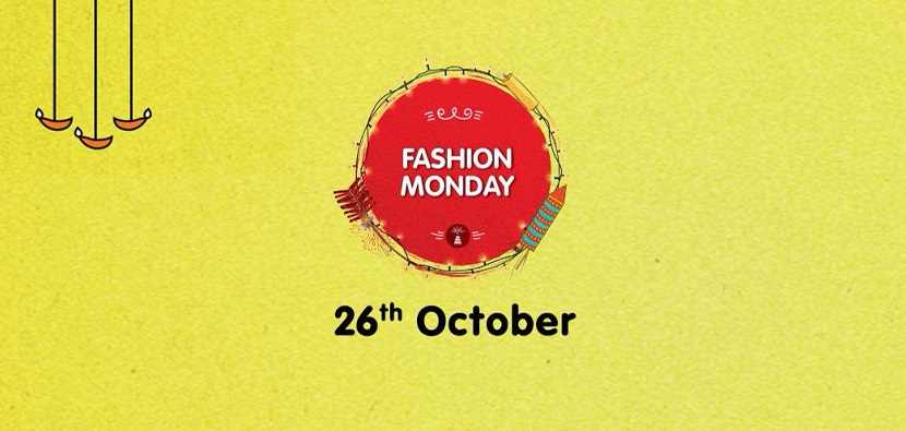Snapdeal Fashion Monday Sale