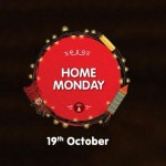 Snapdeal Home Monday Sale on 19th October