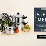 Snapdeal Steel Mela – Deals on Kitchen Utilities