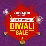 Amazon Great Indian Diwali Sale – 26 to 28 October