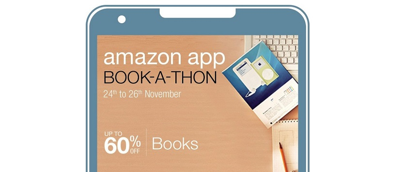 Amazon App Book-a-thon Sale