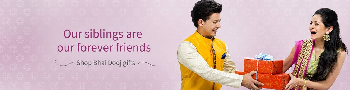 Amazon Bhaidooj Gifts