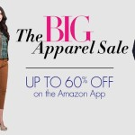 Amazon Big Apparel Sale – Up to 60% OFF on APP