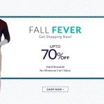 American Swan Fall Fever Shopping Spree – Upto 70% OFF