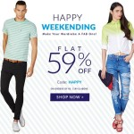 American Swan Happy Weekending Sale – Flat 59% OFF