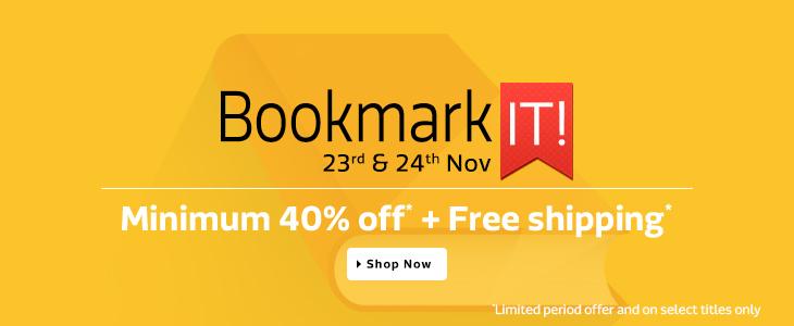Flipkart Bookmarkit Sale November