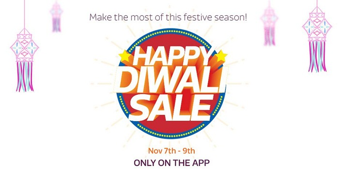 Flipkart happy diwali sale 2015
