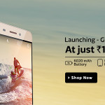 Gionee Marathon M5 Plus Available on Flipkart at Rs 26,999