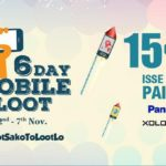 HomeShop18 6 Day Mobile Loot 2nd to 7th November – Upto 48% off