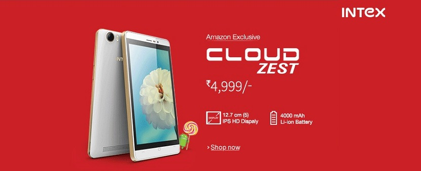 Intex Cloud Zest Amazon