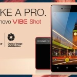 Lenovo Vibe Shot Available on Flipkart at Rs. 25,499