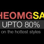LimeRoad The OMG SALE – Get Upto 80% OFF on Hottest Styles