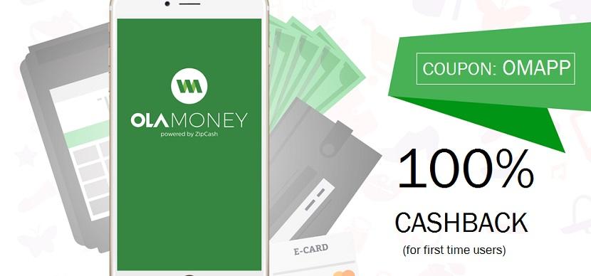 Ola Money Loot Get 300 Cashback on Adding Money