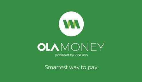 Ola Money cashback offer