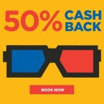 PVR Cinemas Cashback Offer – Get 50% Cashback on Oxigen Wallet