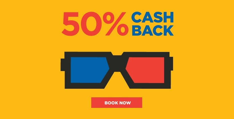 Oxigen Wallet PVR Cinemas Cashback Offer