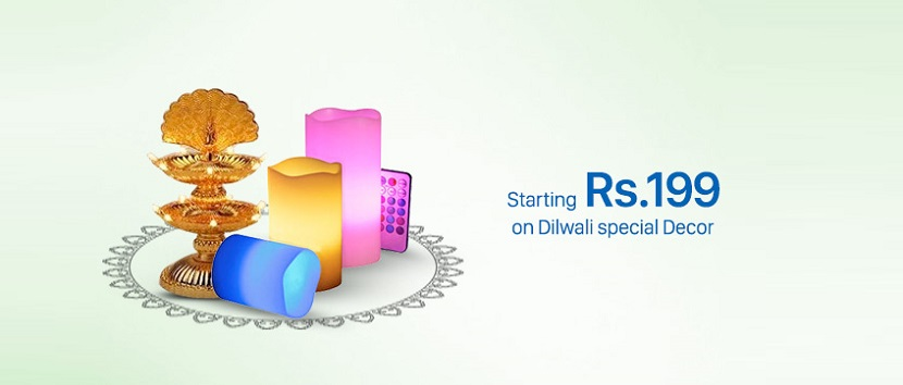 Paytm Diwali Home Decor