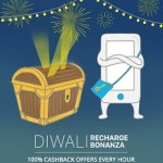 Paytm Diwali Recharge Bonanza offer – 100% Cashback Every Hour