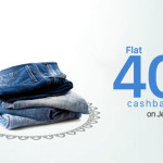 Paytm Jeans Super Sale – Promocode for Flat 40% Cashback