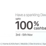 Paytm's BIG Shopping Surprise Sale Offers – November 3, 4, 5