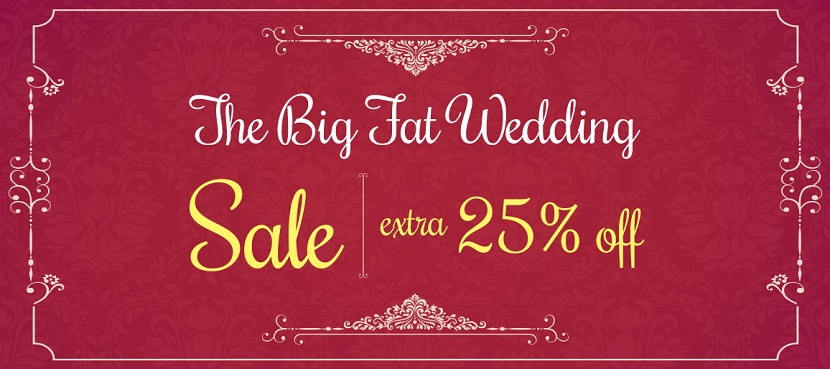 Pepperfry Big Fat Wedding Sale