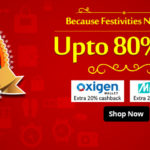Shopclues Great Festive Carnival Diwali Sale – Upto 80% OFF
