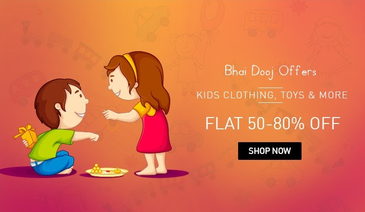 Snapdeal Bhai Dooj Offers