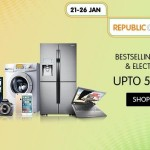Republic Day Offer – Snapdeal Electronics Mall Deals Upto 70% OFF
