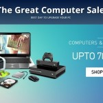 Snapdeal Great Computer Sale – UPTO 70% OFF