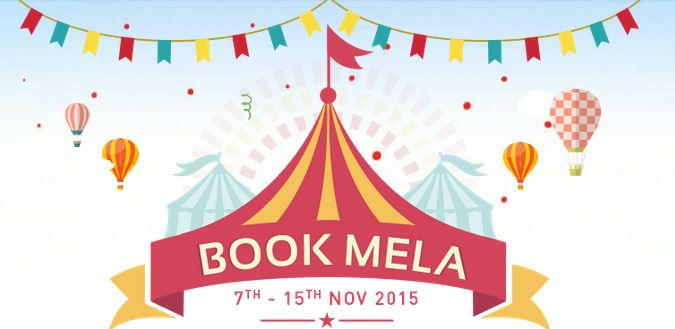 Snapdeal book mela
