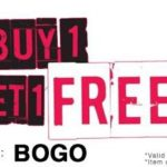 American Swan Buy 1 Get 1 Free Sale on Denim Jeans