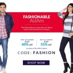 American Swan Pants Sale – Flat 55% Discount on Denims & Trousers