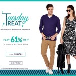 American Swan Tuesday Treat – Flat 61% Discount Coupon