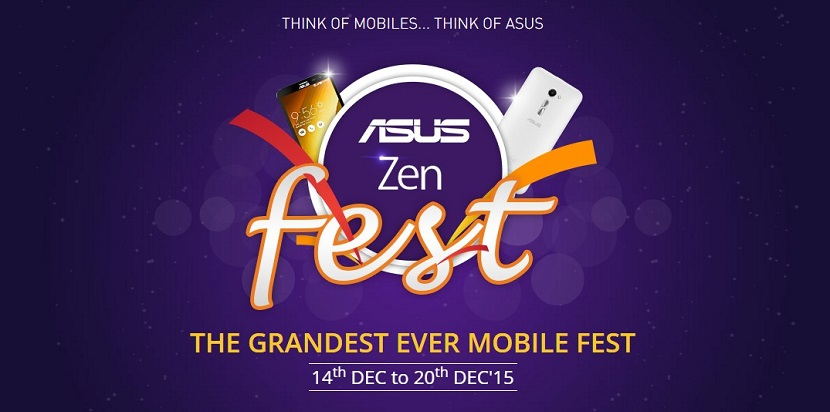 Asus Zen Fest on Snapdeal The Grandest Ever Mobile Fest
