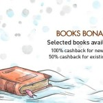 Books Bonanza on Snapdeal – 100% Cashback