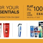 Ebay monthly Basket – Starts from Rs 99